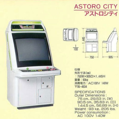 By Arcade Cabinet